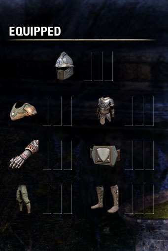 Dye Equipped Items